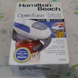 Automatic Jars opener