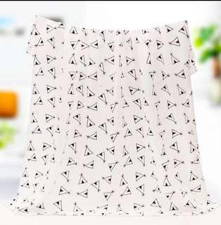 BN Muslim Swaddle Blanket/ towel (instock)