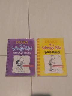 Diary of a Wimpy Kid // Dog Days // The Ugly Truth