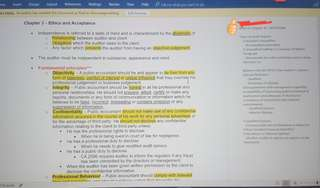 Acca CBE F8 Audit Self made Notes on MICROSOFT WORDS together with LSBF and Kaplan notes