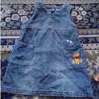 Pooh Jeans Dress
