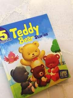 🚚 5 minute Teddy Bear Stories