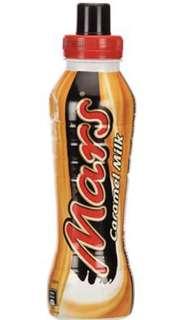 Mars Caramel Milkshake 350mL