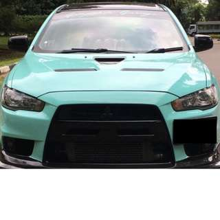 Mitsubishi Lancer Evolution X 2.0 Manual GSR