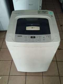 LG 7.5kg washing machine fully automatic