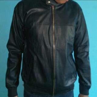 jaket kulit model ariel
