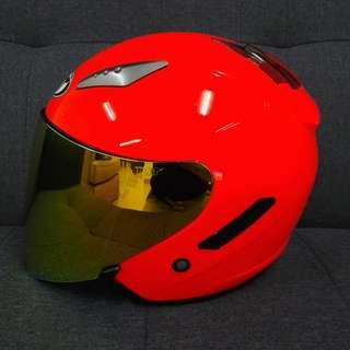 Kyt helmet Hellcat plain