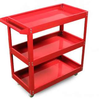 3 Layer Service Tool Cart / Trolley