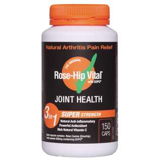 Rose-Hip Vital® Joint Health with GOPO