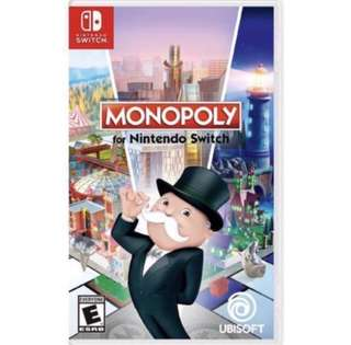 🚚 Monopoly (Switch)
