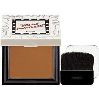 Benefit Hello Flawless Powder Foundation. Nutmeg. New. RRP$35