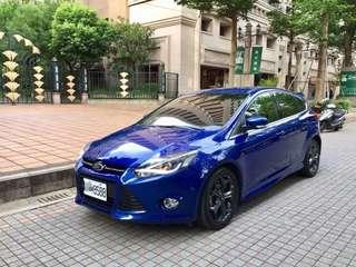 原廠延長保固中2015出廠Focus柴油頂級運動版