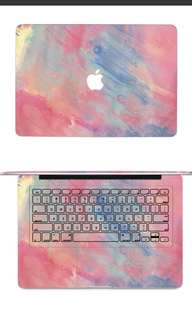 macbook pro13貼紙