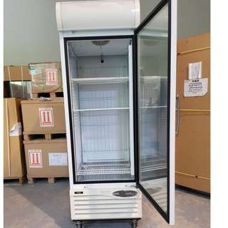 Brand New Yoda Glass Door Freezer