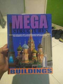 Mega Structures - Buku Pengetahuan Anak (English)