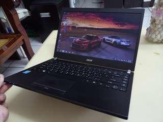 Acer Slim i5/win7/4Gb/500Gb hdd/14.5inch