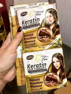 Merry Sun KERATIN HAIR THERAPY