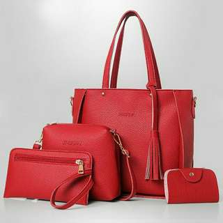 Handbag 4 in 1 (include postage)