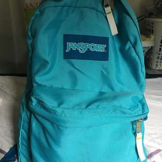 SALE! Authentic Jansport backpack