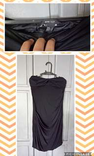 Mango suit tube stretchable dress