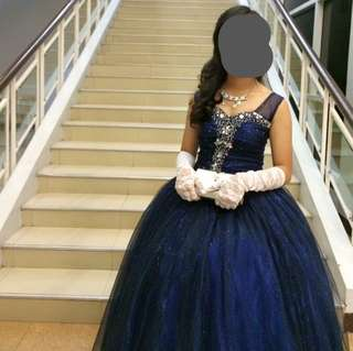 Gown for rent/sale