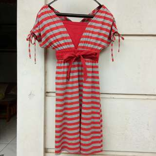 Stripe Dress Pita