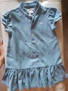 🚚 Ralph lauren baby dress