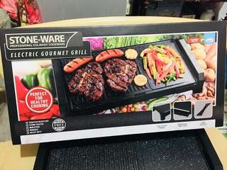 Electric Gourmet Grill