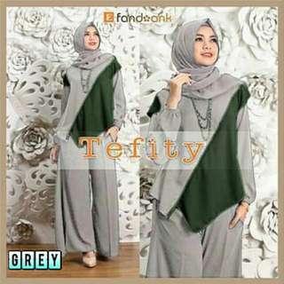y6.tefity set 3in1 grey