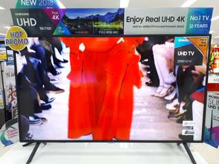 Led TV Samsung 49 Inch Real UHD 4K (Kredit MURAH)