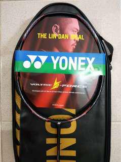 Yonex Voltric LD force Matte Black