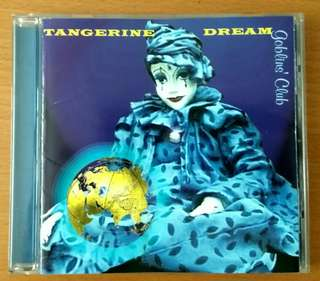 CD: Tangerine Dream <Goblin's Club> (1996)