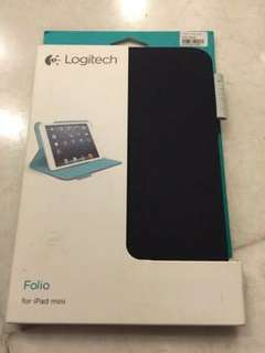 LOGITECH FOLIO iPad Mini Case NEW 全新iPad mini 套殼
