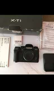 Kamera mirrorless fujifilm XT1 mulus like New