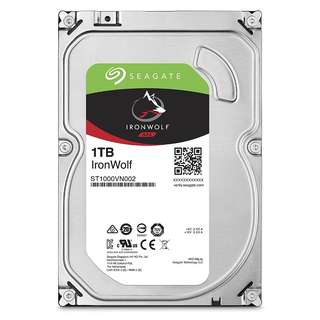 SEAGATE IronWolf Series Internal Hard Drives