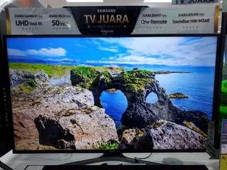 Led TV Samsung 50 Inch Free Soundbar (Kredit MURAH)