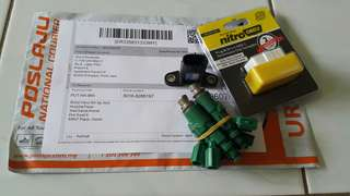 OBD 2 MAP SENSOR INJECTIR VIOS