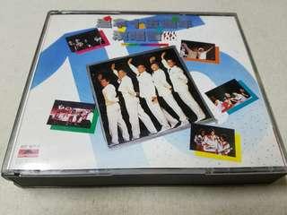 溫拿十五週年88演唱會 銀圈CD T113 01. 02版