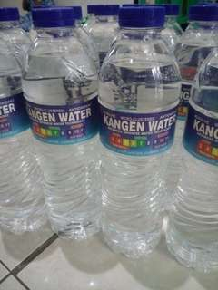 air alkali (kangen water)