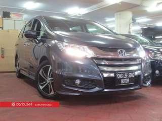 Honda Odyssey 2.4A EXV-S