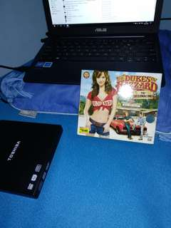 [Nego/barter] VCD The Dukes of Hazzard