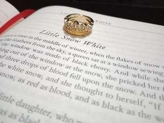 Fairy Rings Snow White