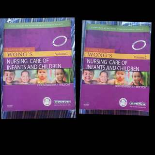 Wong's Nursing Care of Infants and Children (8th edition)