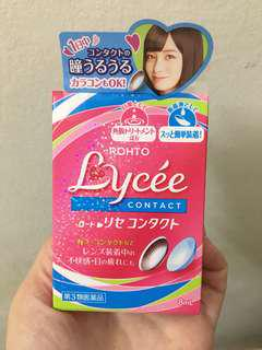 ROHTO Lycée Eye Drops - Contacts