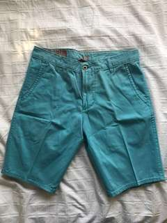Dockers, Zara shorts