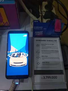 Samsung A6 cicilan tanpa kartu kredit