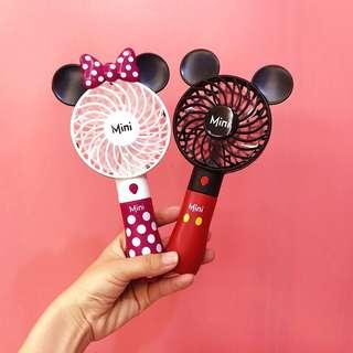 Mini usb fan rechargeable
