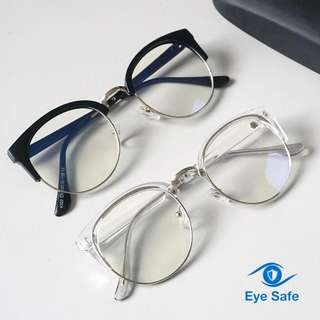 Pre-Order QUEENIE by Fiévre/Visioneer Eye Safe Anti-Radiation Glasses