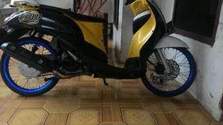 Yamaha Fino 2013