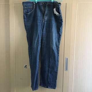 🚚 二手男性大尺碼長褲